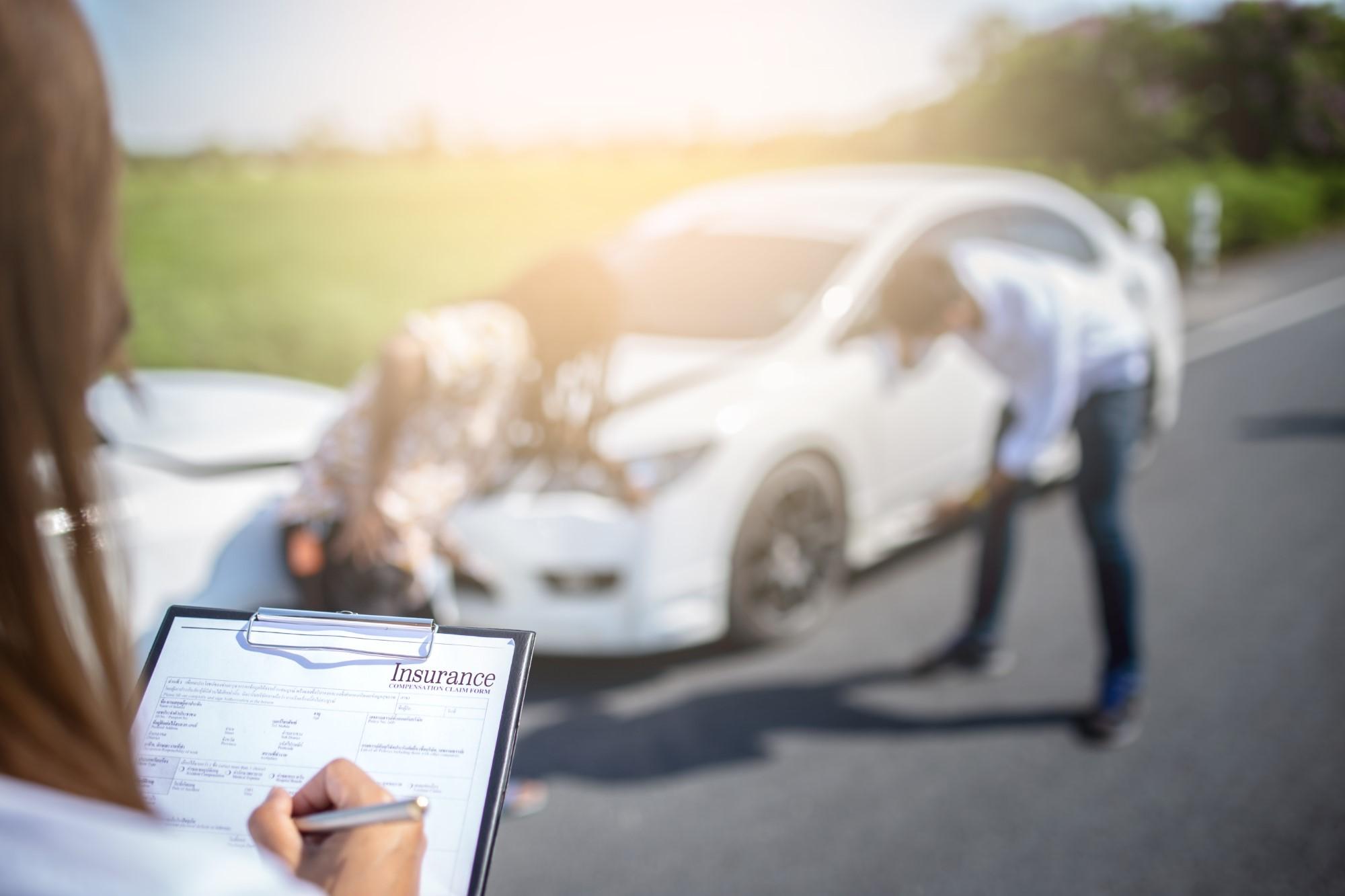 מעורב בתאונת דרכים